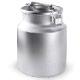Бидон алюминий 10л с плотн.крыш. арт. МТ-002 (3)