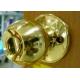 Защелка золото Art-S 3087(6072) bkpb фиксатор,без ключа (30)