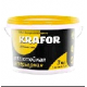 Краска Вд  латексная влагостойкая интерьерная 6,5кг (KRAFOR)(желт.)