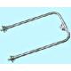 Полотенцесушитель латунный П-образный 330x500мм,1