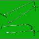 Крючок одинарн. с ценникодерж  150мм KMT1-150