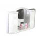 Шкафчик зеркальный Арго (белый) (4)