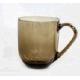 Кружка стекло 500мл арт.62019 дымка CINQUECENTO (24)