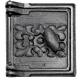 ЧУГУН Дверка чунун 15х16см поддувальная ДП-1