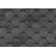 Черепица Соната СЕРАЯ (уп-3м2) (36)