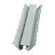 ФАСАД Угол внутренний серый 3.0м (10)