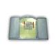 Шкафчик зеркальный Арго (голубой) (4)