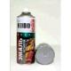 Аэрозоль алюминий металлик KU-1025 520мл (KUDO)(12)
