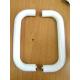 Комплект ручек Апекс НС-1005-25/200  W белый  (10)