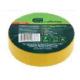 Изолента ПВХ 19 мм х 20м желтая Сибртех-88796 (5)