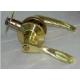 Защелка золото матовое Art-S 825 SB BK фиксатор (30)