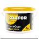Краска Вд  латексная влагостойкая интерьерная 14кг (KRAFOR)(желт.)