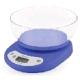 Весы кухонные электронные HOMESTAR HS-3001,  (5 кг) голубые 002662