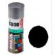 Аэрозоль черный глянц. KU-1002 520мл (KUDO)(12)