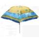 Пляжный зонт BU-01 140х6см, складная штанга 145см