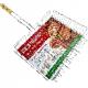 Кружка стекло 300мл MATTINA DI CAFE дымка арт.62005 (60)