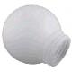 Рассеиватель РПА 85-150 шар-пластик (белый) TDM SQ0321-0007