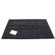 Коврик придверный 120х180см черный (5)