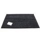 Коврик придверный 40х60см Черри, черный РТИ (10)