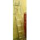 Лестница приставная 11 ступеней H1 5111 (Alumet)