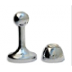 Ограничитель дверной магнитный Апекс DS-2761-М-CR хром (80,10)