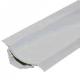 Галтель с мягкими краями 2.5м 001 Белый (Идеал)(25)