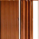 Дверь раздвижная Вишня (4)