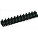 Зажим винтовой ЗВИ-80 полипропилен 6-25мм2 12пар 100°С черный TDM SQ0510-0038 (10шт)