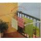 Сушилка для белья балконная RING (6)