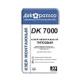 ДЕКОРАТОР Клей ДК-7000 30кг монтажный гипсовый (35)