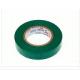 Изолента ПВХ 15мм х 20м Зеленая SQ0526-0014 (10)