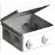 Коробка распаячная с крышкой 65х65х50мм 4вх. TDM SQ1401-0111-i (10)