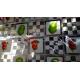 Клеенка ажурная Букет 003-1 1.35м (25)