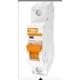 Автоматич. выключатель 1-полюсной  10А (12)