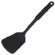 Лопатка поварская черная,нейлон широкая (YW-KT017-5)