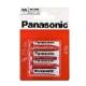 Батарейка Panasonic АА (упак 4шт)