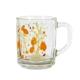 Кружка стекло 250мл оранжевый 55029 (Pasabahce) (12)