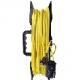 Удлинитель-шнур на рамке 10м 1 гнездо 2200Вт (Союз)