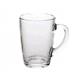 Кружка для чая 400мл прозрачная Н8501 (6)