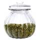 Банка стеклянная с крышкой 0.75л арт.003607 (Mallony) (10)