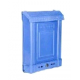 Ящик почтовый пластик арт.М6179 синий (Альтернатива) (7)