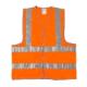 Жилет оранжевый XL