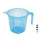 Кружка пластик мерная 1л  (Бриг)(120)