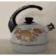Чайник 3,5л (конс.ручка) белый/олимпия (декор- нерж.сталь) Т04/35/03/15