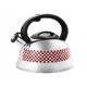 Чайник нерж со свистком 3л, меняет цвет при закипании 5501(Россия) (12)