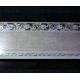 Карниз 2-х рядный Ажур 7см (04)  2.4м (5)