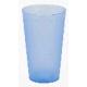 Стакан пластик для сока 0,4л арт.С150 (ПолимерБыт)(45)