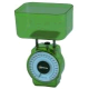 Весы кухонные механические HOMESTAR HS-3004М, 1 кг, цвет зеленый арт.002796