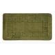 Коврик для в/к BANYOLIN CLASSIC COLOR из 1 шт 60х100см (48) (зеленый)