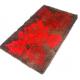 Коврик для в/к BANYOLIN арт 162  55х90см Роза (красный)